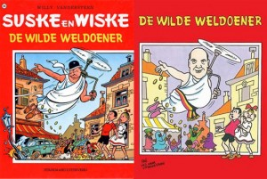 suske and wiske image 2 the parody